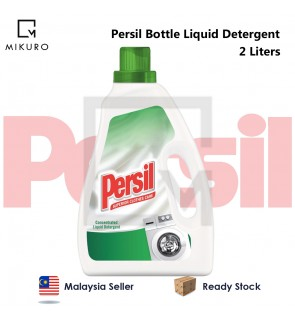 Persil Concentrated Liquid Detergent 30 Washes 2 Liters