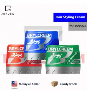 BRYLCREEM Styling Cream aqua oxy nourisment Hair Cream 75m/125ml/250ml