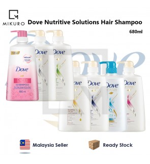 Dove Nutritive Solutions Hair Shampoo 680ml