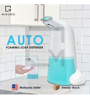 AUTO Foaming Soap Dispenser Induction Foaming Wash Automatic Capacity Induction Foam Washing