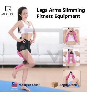 Legs Arms Slimming Fitness Equipments Workout Exerciser Machine Gym Sports Equipment Home Gym Sports (RANDOM COLOR)