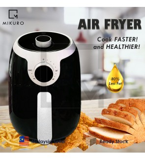 Air Fryer 1000W 1.8L Multifunction Smart Fryer Chicken Oil free Air Fryer Health Temperature Control