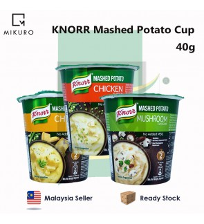 KNORR Mashed Potato Cup/40g