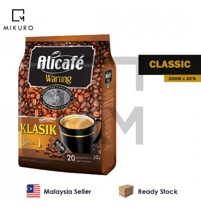 Alicafe Warung 3in1 Instant Coffee