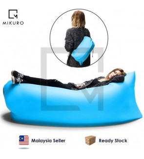 Cloud lounger Air Filled Balloon Infaltable Air Sofa Bed Portable Air Lazy Bag