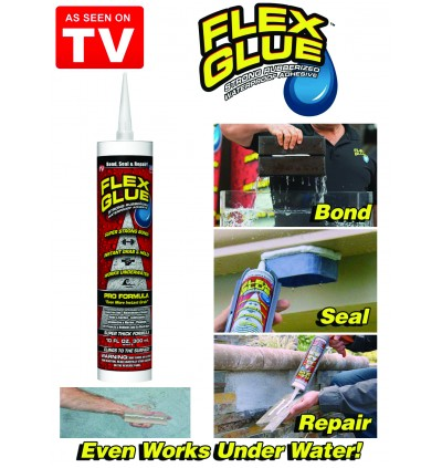 Super Strong Flex Glue Multi Purpose Strong Rubberized Waterproof Adhesive