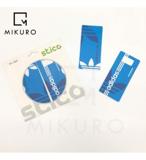 Stico Adidas Design Sticker Skin For Pineng PN-929 Power Bank