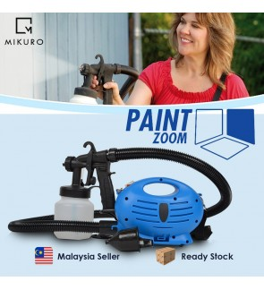 Paint Zoom Sandblasting Airless Paint Sprayer Gun Paint Electric Auto Airbrush