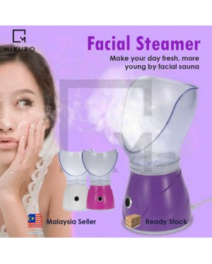 Deep Face Cleaning Steamer Facial Cleaner Beauty Steaming Device Facial Steamer Skin Tool