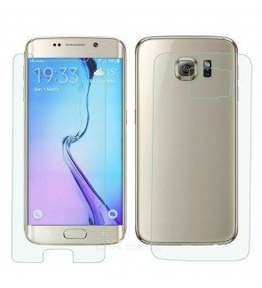 Samsung Galaxy S6 SGH G920 Front & Back Screen Protector