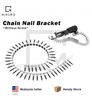 Chain Nail Gun Adapter Bracket 1PCS/50 (without screw) Accessories