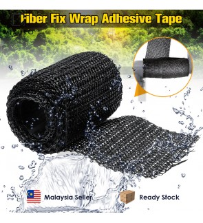 Universal Fiber Fix Tape Strong Adhesive Effectively DIY Fiber Fix Wrap Adhesive Tape Household Garden Repair Tools