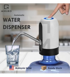 Water Bottle Pump USB Charging Automatic Drinking Water Pump Portable Electric Water Dispenser Water Bottle Switch