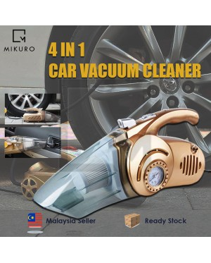 4 in 1 Car Vacuum Cleaner high-power multifunctional washable dry wet dual purpose vehicle vacuum cl